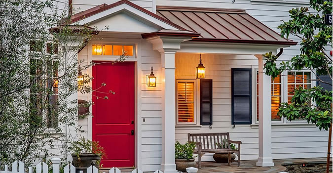 Exterior High Quality Painting Escondido Door painting in Escondido